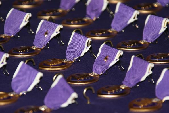 Photo of Purple Hearts